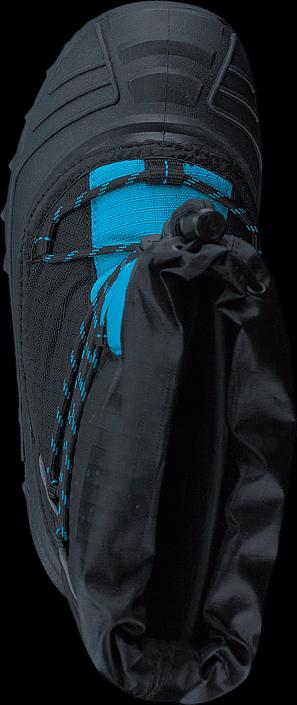 Kjøp Baffin Snogoose Black/Blue Blå Sko Online