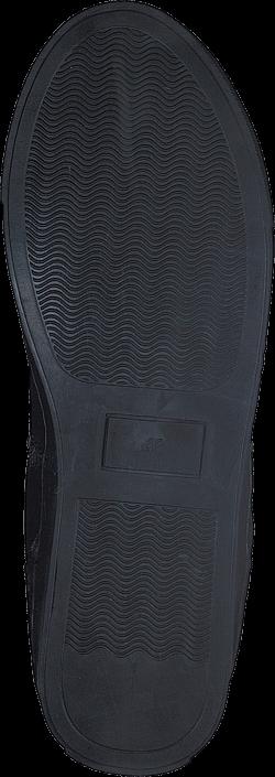 Kjøp Odd Molly Suedey Low Boot Almost Black Svarte Sko Online
