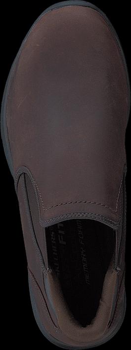 Kjøp Skechers 64996 BRN Brune Sko Online