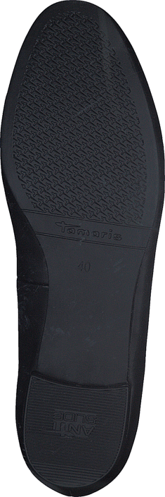 Kjøp Tamaris 1-1-22201-39 003 Black Leather Svarte Sko Online