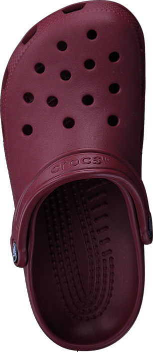Kjøp Crocs Classic Garnet Lilla Sko Online