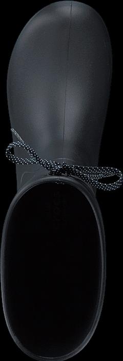 Kjøp Crocs Crocs Freesail Rain Boot Black Grå Sko Online