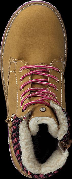Kjøp Wrangler Creek zip girl Tan Brune Sko Online