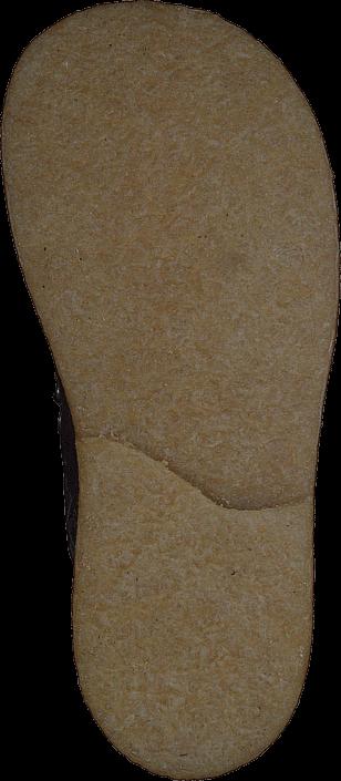Kjøp Angulus TEX-boot w. zipper and laces 2509/1589 Red-brown Brune Sko Online