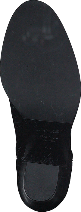Kjøp Whyred Luisa High Suede Black Svarte Sko Online