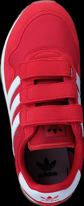 Kjøp adidas Originals Haven Cf C Red/Ftwr White/Ftwr White Røde Sko Online