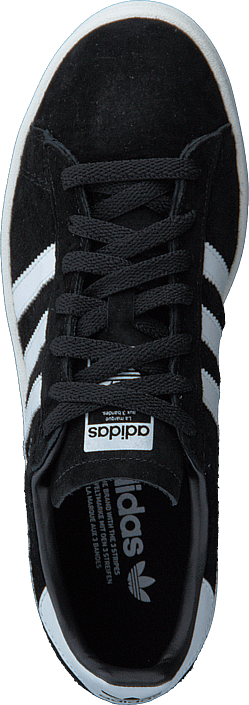 Kjøp adidas Originals Campus Core Black/Ftwr White/Chalk Wh Svarte Sko Online