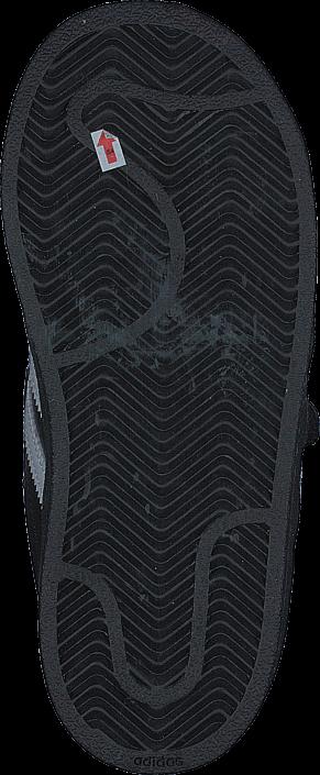 Kjøp adidas Originals Superstar Cf I Core Black/Ftwr White/Core Bla Blå Sko Online