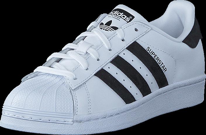 Kjøp adidas Originals Superstar Ftwr White/Core Black/Ftwr Whi Hvite Sko Online