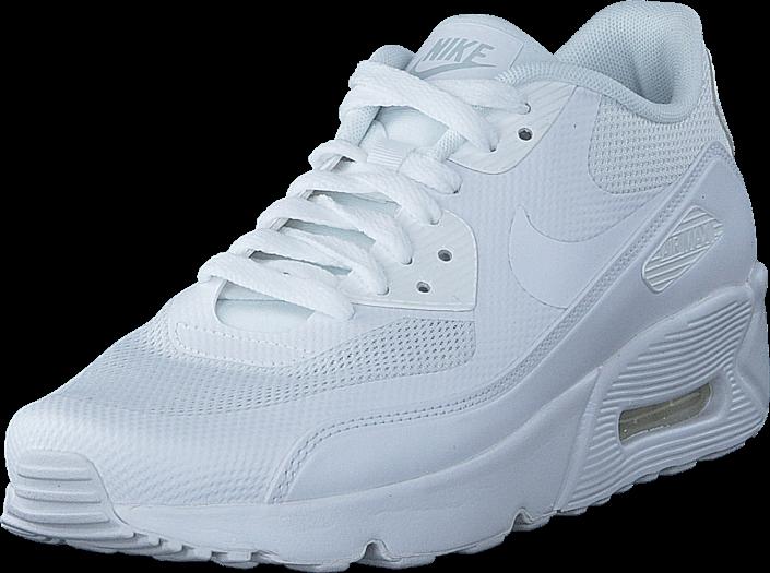 discount sale f4233 12f94 Kjøp Nike Air Max 90 Ultra 2.0 Bg White White-White Platinum Hvite Sko
