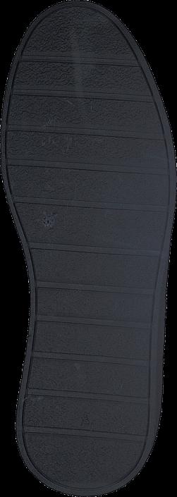 Kjøp Billi Bi 502 Black Suede Gold Black Sole Black Svarte Sko Online