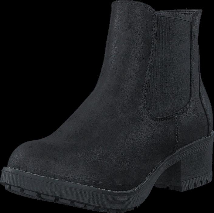 Kjøp Donna Girl 492318 01 Black Blå Sko Online