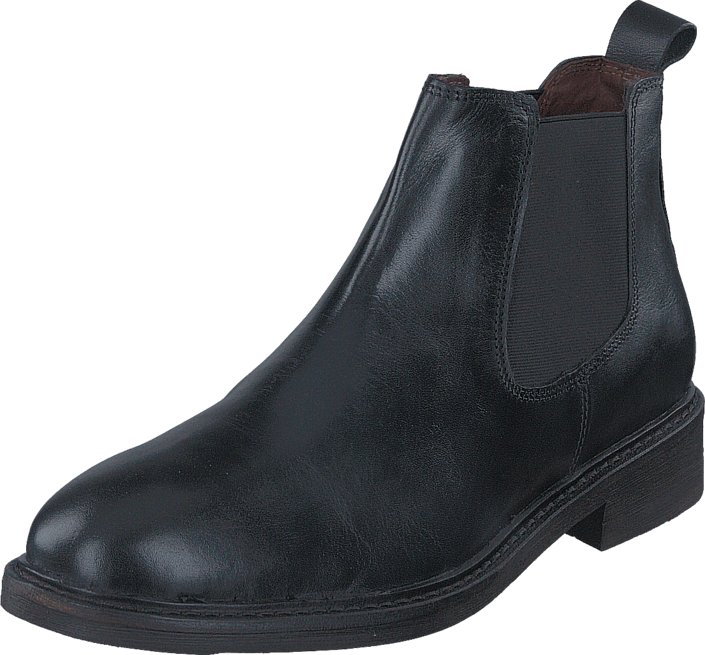 Kjøp Playboy Mens Boot Black 01.01 Grå Sko Online