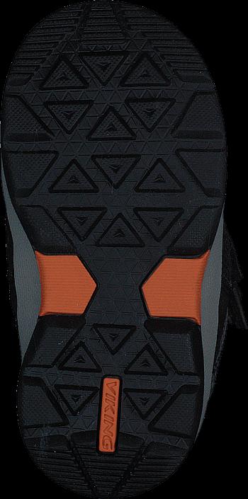 Kjøp Viking Toasty II GTX Black/Orange Grå Sko Online