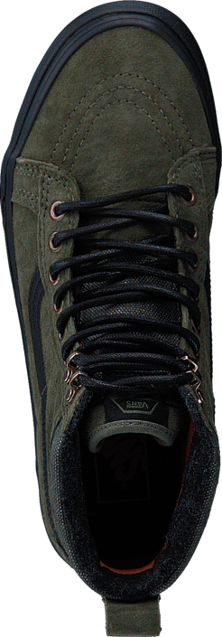 Kjøp Vans UA SK8-Hi MTE (MTE) Pat Moore/Grape Leaf Brune Sko Online