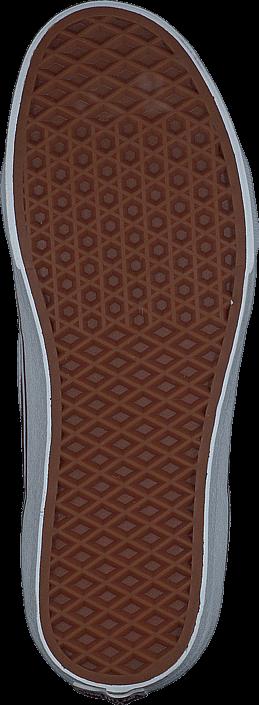 Kjøp Vans UA SK8-Hi (Suede/Fleece) Monks Robe/Wht Brune Sko Online