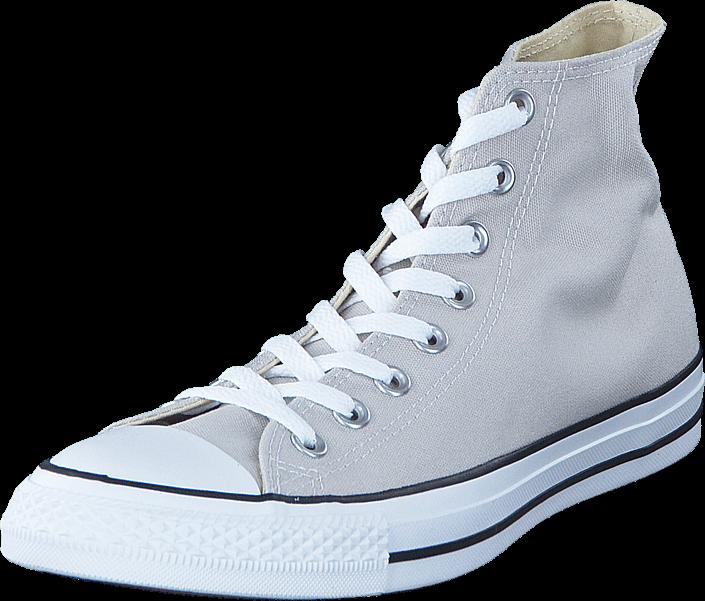 Kjøp Converse All Star Seasonal Hi Pale Putty Hvite Sko Online