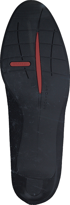 Kjøp Rockport Melora Plain Pump Black Suede Svarte Sko Online