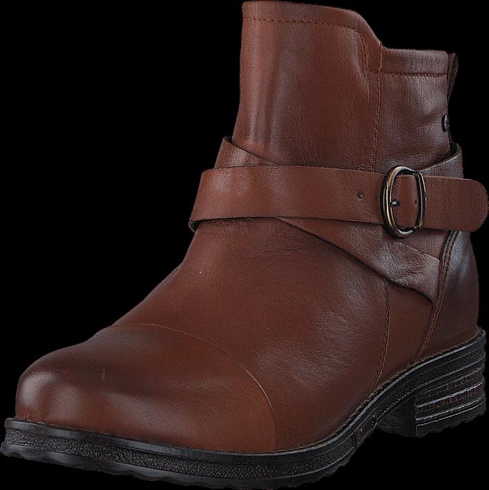 Kjøp Emma 495-1067 Cognac Brune Sko Online