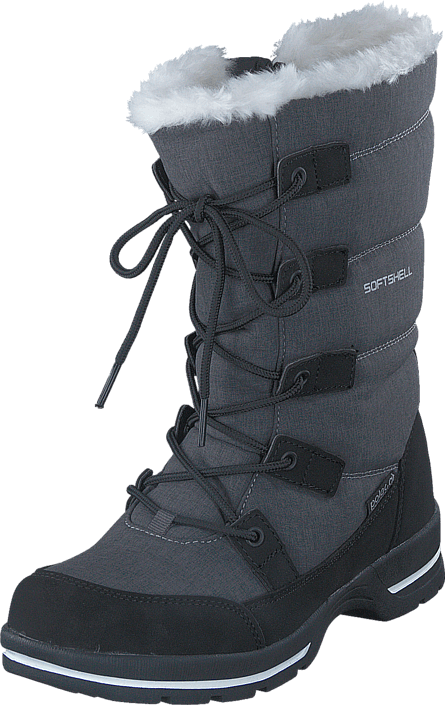 Kjøp Polecat 430-3907 Waterproof Warm Lined Grey Grå Sko Online