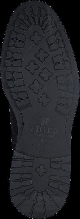 Kjøp Tiger of Sweden Didcot PO Black Svarte Sko Online