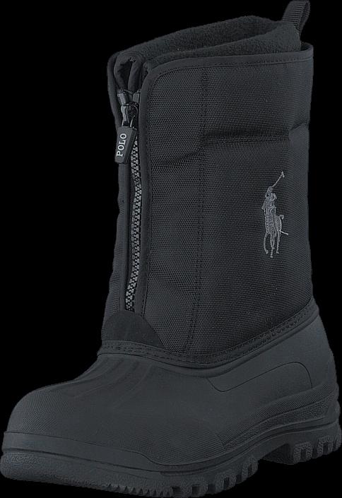 Kjøp Ralph Lauren Junior Quilo Zip Black Svarte Sko Online
