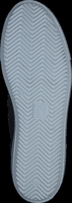 Kjøp Nude Lotta White Sole Mohair Nero Svarte Sko Online