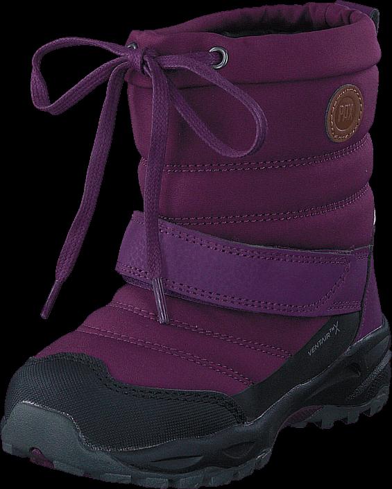 Kjøp Pax Pingu Purple Lilla Sko Online