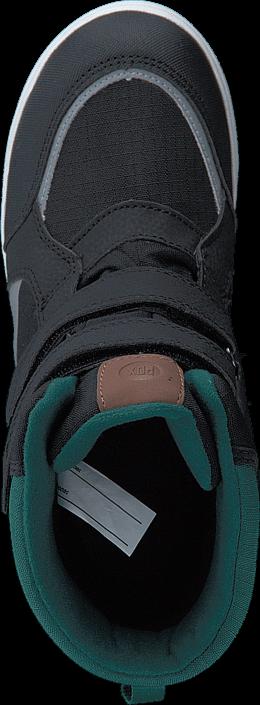Kjøp Pax Bossy Black/Dark Green Grå Sko Online