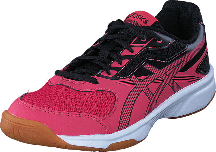 Kjøp Asics Upcourt 2 Gs Rouge Red / Dark Grey / Black Rosa Sko Online
