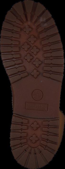 Kjøp Timberland 6 In Quilt Boot Wheat Saddleback Brune Sko Online