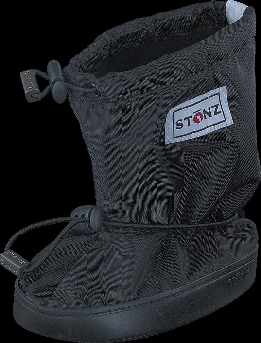 Kjøp Stonz Stonz Booties Black Grå Sko Online
