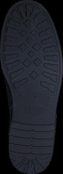 Kjøp UGG Bonham Grey Svarte Sko Online