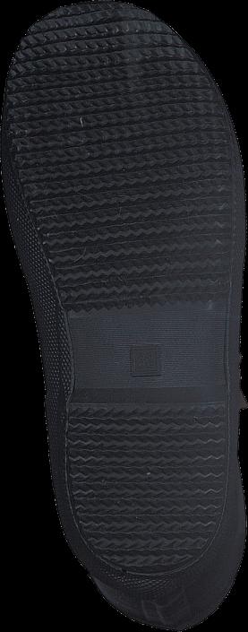 Kjøp Bisgaard Rubber Boot Winter Thermo Black Grå Sko Online