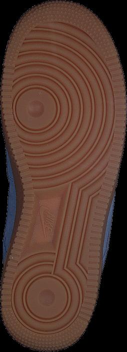 Kjøp Nike Wmns Air Force 1 07 Se Glacier Grey/Grey Med Brown Blå Sko Online
