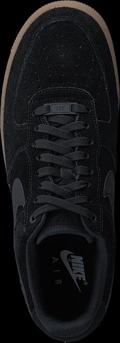 Kjøp Nike Air Force 1 Ultra Force Black-Black-Gum Brown Svarte Sko Online