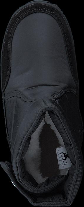 Kjøp Rubber Duck Adult Low Nylon/Suede Black Svarte Sko Online