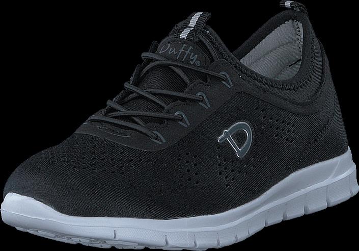 Kjøp Duffy 79-10152 Black Svarte Sko Online