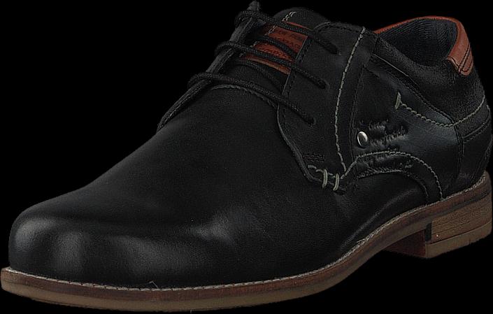 Kjøp Senator 451-1909 Premium Black Svarte Sko Online