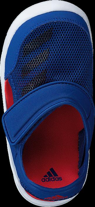 Kjøp adidas Sport Performance Fortaswim I Collegiate Royal/Navy/White Blå Sko Online