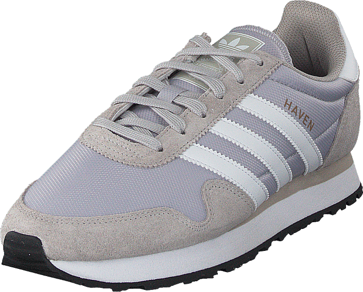 Kjøp adidas Originals Haven Lgh Solid Grey/White/Granite Grå Sko Online