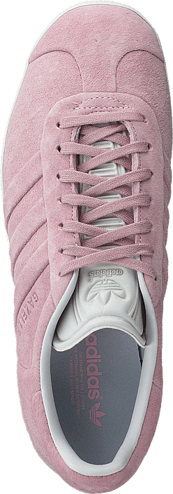 Kjøp adidas Originals Gazelle Stitch And Turn W Wonder Pink F10/Ftwr White Rosa Sko Online