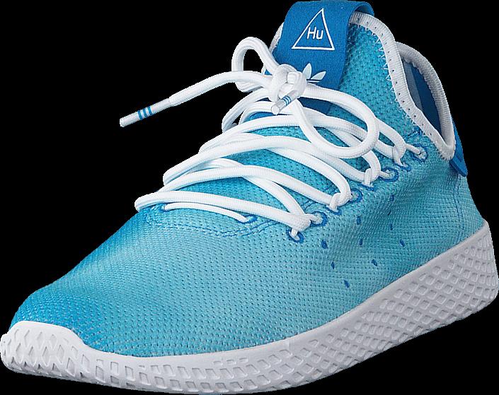 Kjøp adidas Originals Pw Tennis Hu J Bright Blue/Ftwr White Turkis Sko Online