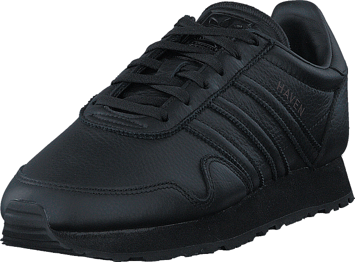 Kjøp adidas Originals Haven Core Black/Copper Flat-Sld Blå Sko Online