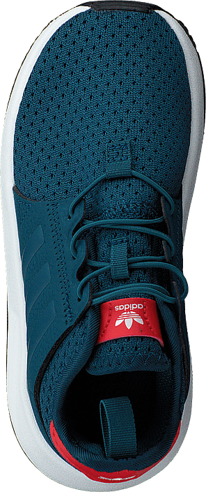 Kjøp adidas Originals X_Plr El I Petrol Night F17/Ftwr White Turkis Sko Online