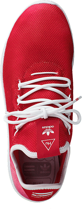 Kjøp adidas Originals Pw Hu Holi Tennis Hu Scarlet/Ftwr White/Ftwr White Blå Sko Online