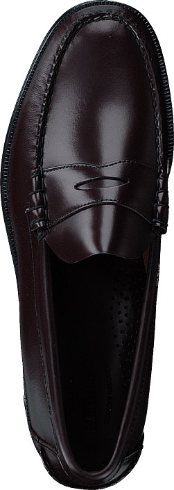 Kjøp Sebago Grant Cordo Leather Svarte Sko Online