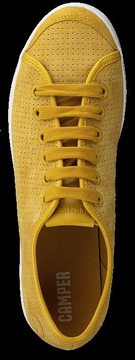 Kjøp Camper Uno Medium Yellow Gule Sko Online