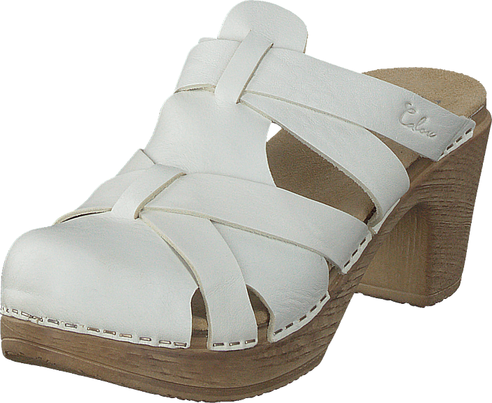 Kjøp Calou Nancy Soft White Beige Sko Online