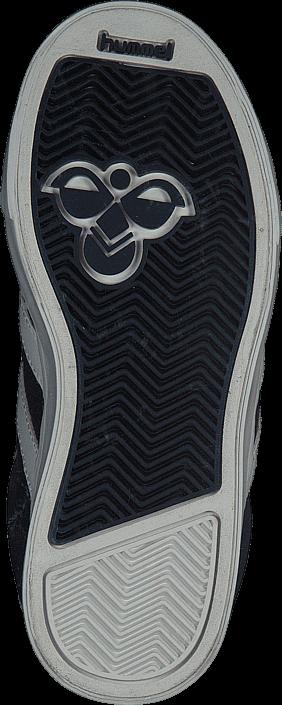 Kjøp Hummel Stadil Canvas Mono Low Jr Dress Blue Blå Sko Online